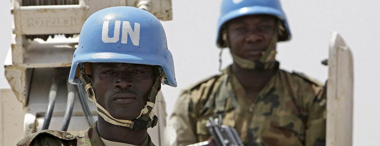 Peacekeeping - UNAMID