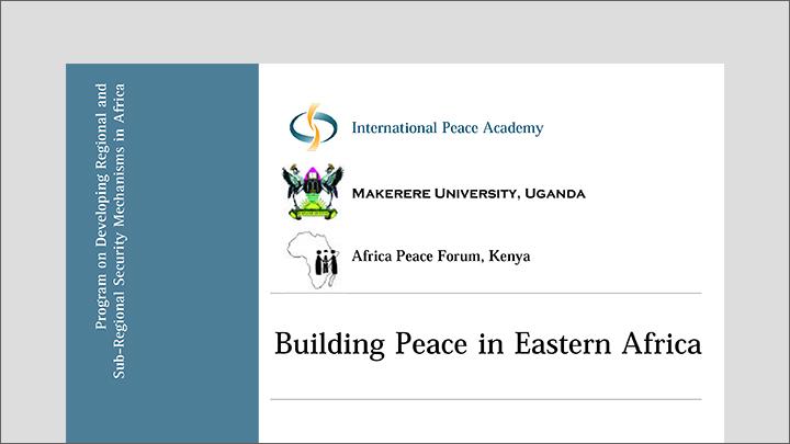 africa peace