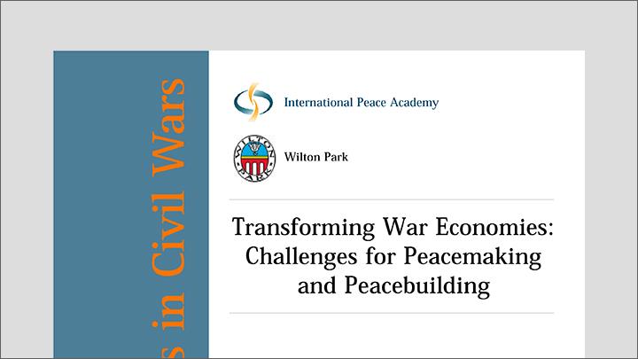 war economies