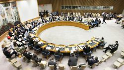 Security Council Meeting on Sudan