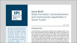 sudan brief 1