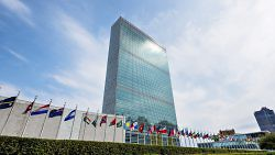 UN headquarters in New York City, USA, August 21, 2014. (iStockphoto)