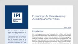 Publications   International Peace Institute
